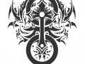 celtic-style-cross-tattoos