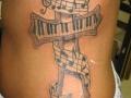 piano-cross-tattoos