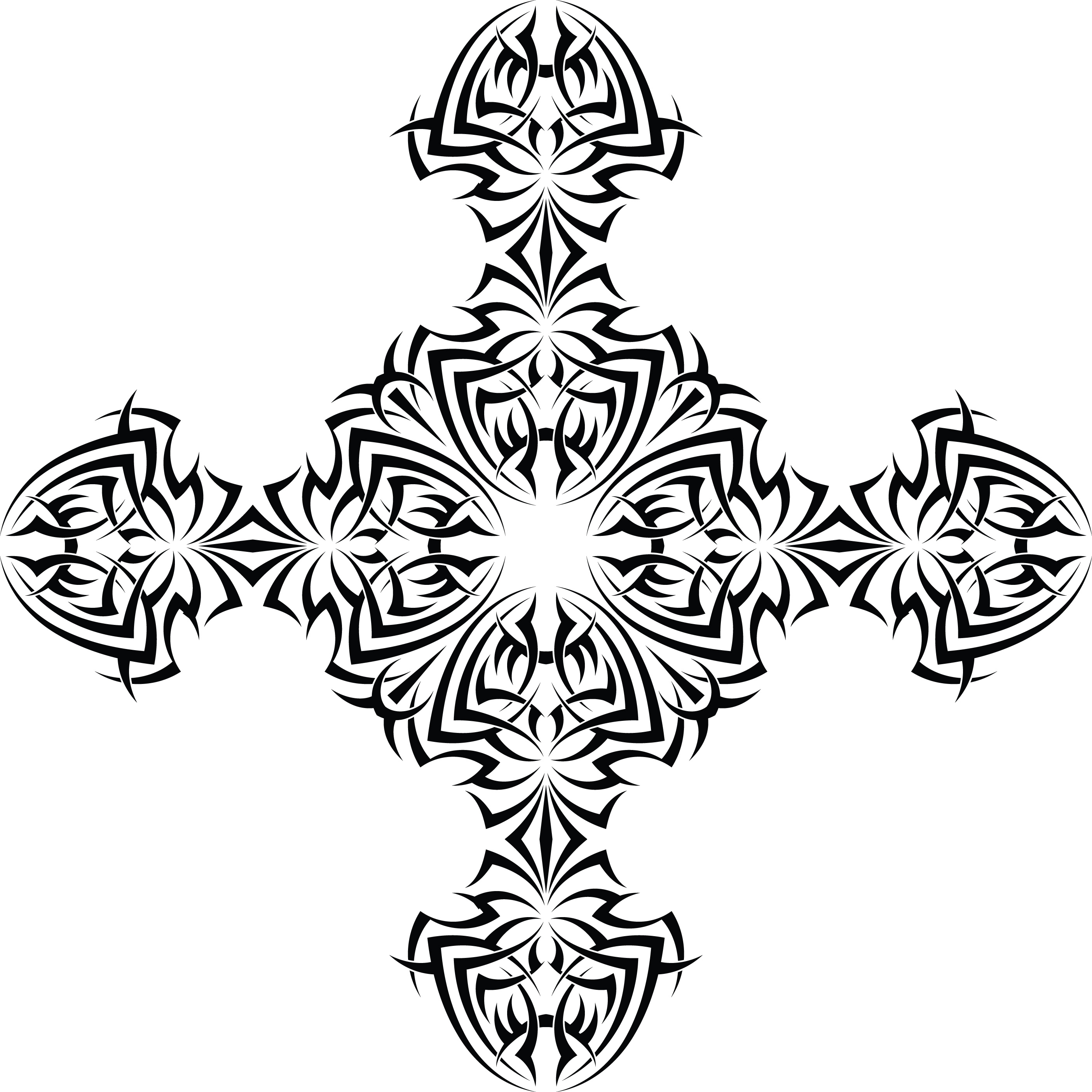 Cross tattoos for man and woman tribal and celtic cross tattoo other non religious meanings of the cross tattoos can be seen as somewhat related to the original religious meanings but re no longer associated with buycottarizona