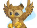 colored-owl-tattoo