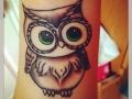 green-eyed-owl-tattoo