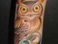 king-owl-tattoo