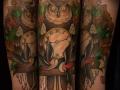 owl-design-tattoos