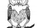 tattoo-idea-owl-bw