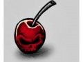 cherry_skull_by_hatefueled-d3k8tbc