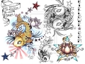 koi_tattoo_design_flash_sheet_by_onksy