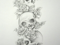 skull_roses_sleeve_by_daniellehope