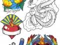 tattoo_flash_by_stopfontana