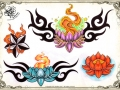 tattoo_flash_lotus_by_sugarcoffinart