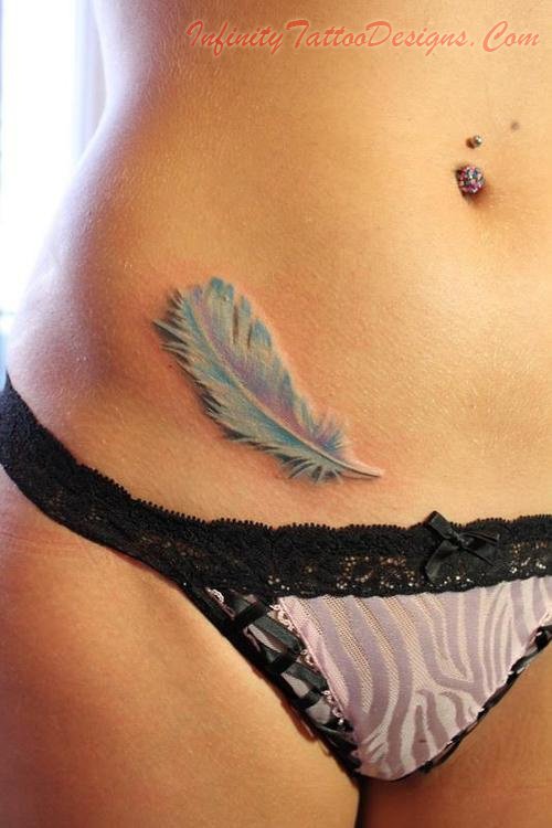 Feather Tattoos Tumblr