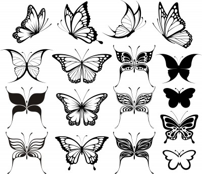 butterfly tattoos and ideas infinity tattoo designs